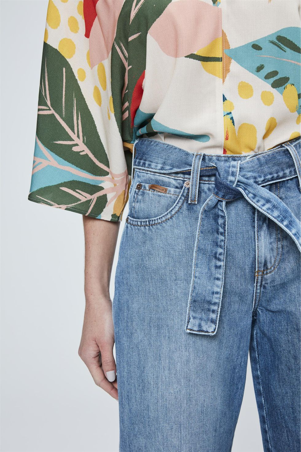 Calca-Jeans-Pantalona-Cropped-Frente--