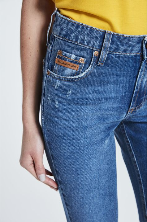Calca-Jeans-Reta-Cropped-de-Cintura-Alta-Detalhe-1--