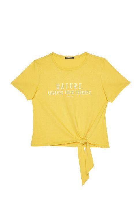 Camiseta-Cropped-com-Amarracao-Estampada-Detalhe-Still--
