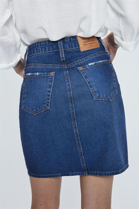 Saia-Jeans-com-Fechamento-por-Botoes-Costas--