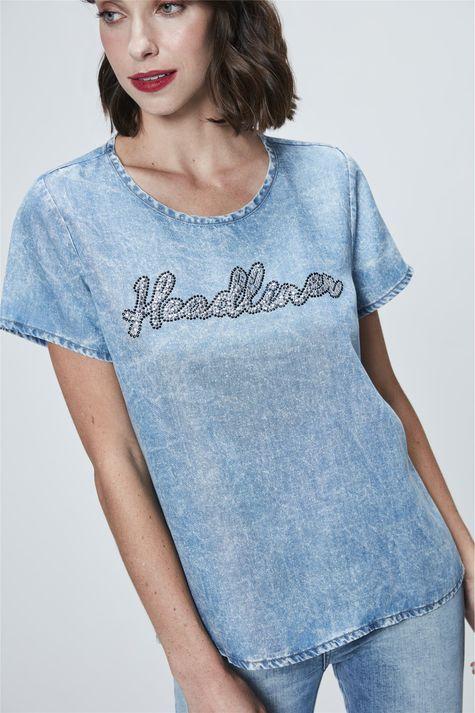 Camiseta-Jeans-com-Aplicacao-Feminina-Costas--
