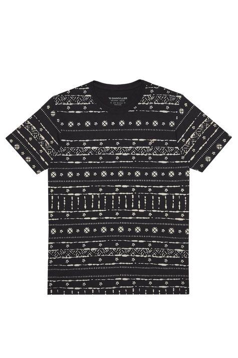 Camiseta-com-Estampa-Etnica-Masculina-Detalhe-Still--