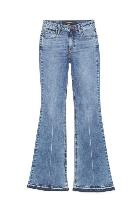 Calca-Jeans-de-Cintura-Alta-Boot-Cut-Detalhe-Still--