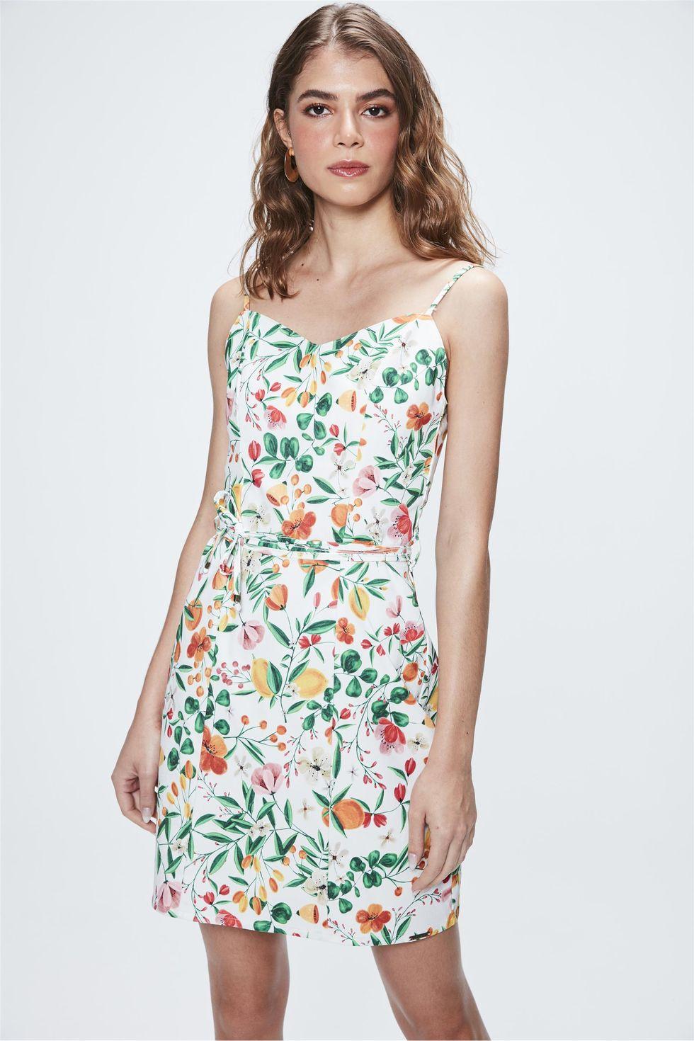 Vestido-de-Alca-com-Estampa-Floral-Frente--