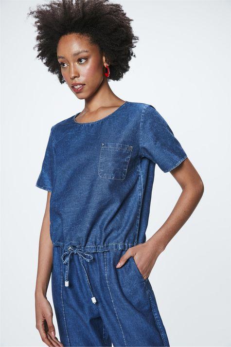 Camiseta-Jeans-Cropped-Feminina-Frente--