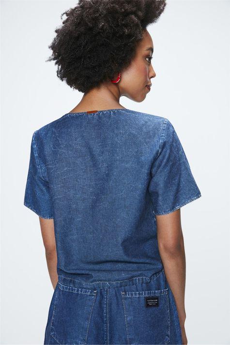 Camiseta-Jeans-Cropped-Feminina-Costas--