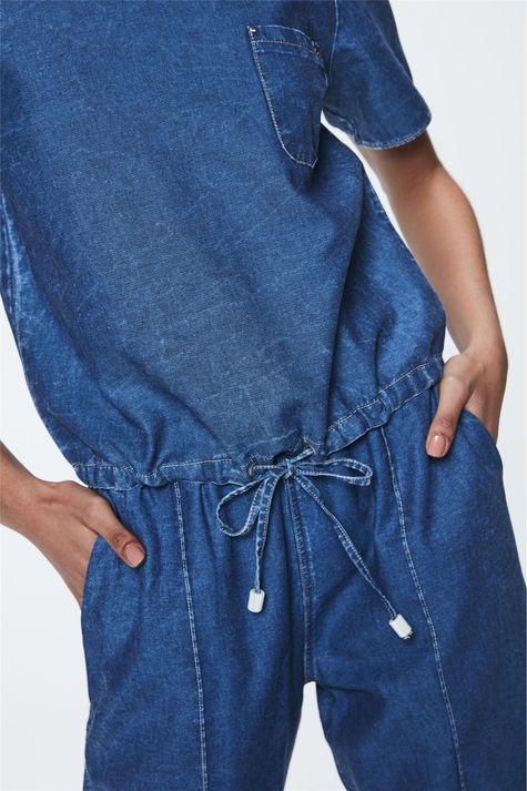 Camiseta-Jeans-Cropped-Feminina-Detalhe--