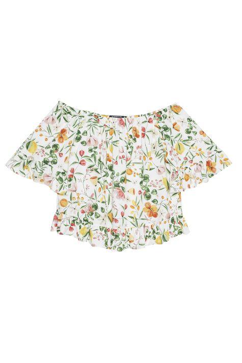 Bata-Ombro-a-Ombro-com-Estampa-Floral-Detalhe-Still--