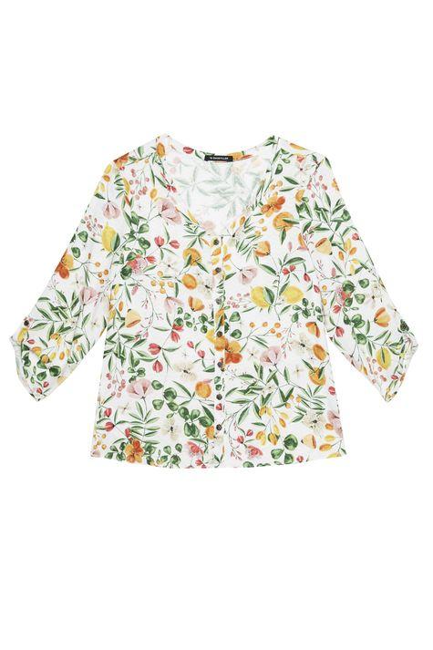Camisa-com-Estampa-Floral-Feminina-Detalhe-Still--