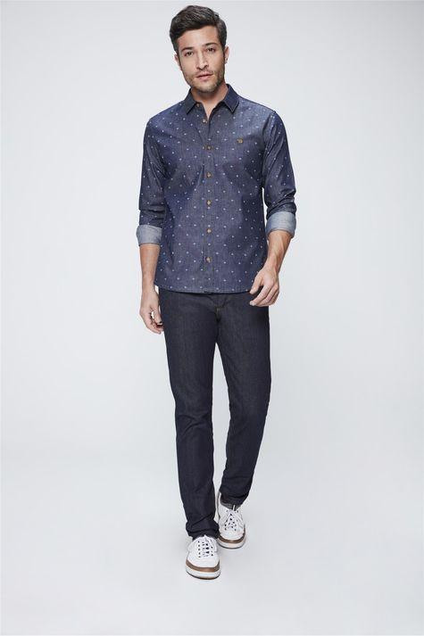 Camisa-Jeans-Masculina-Ecodamyller-Detalhe-1--