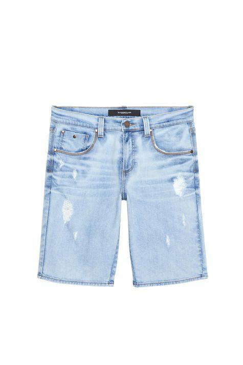 Bermuda-Jeans-Skinny-Destroyed-Masculina-Detalhe-Still--