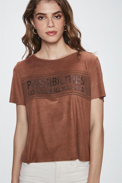 Camiseta-de-Suede-com-Detalhes-Feminina-Frente--