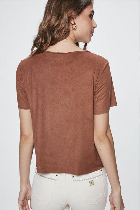 Camiseta-de-Suede-com-Detalhes-Feminina-Costas--