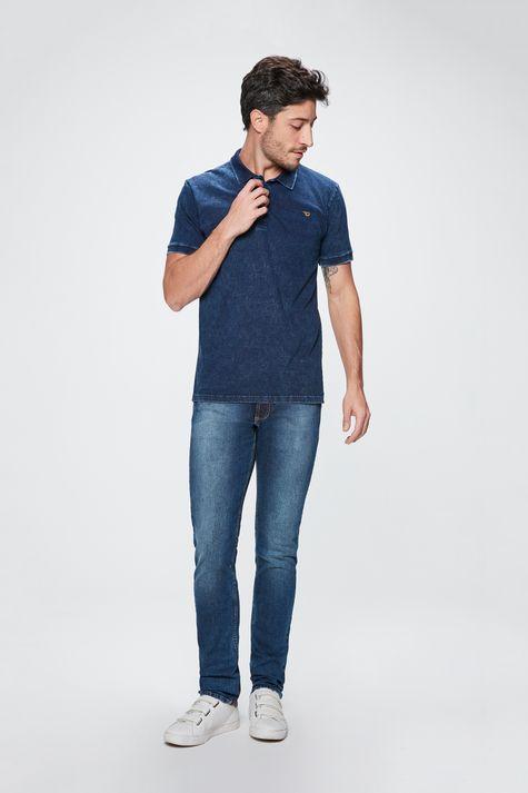 Camisa-Polo-de-Malha-Denim-Masculina-Detalhe-1--