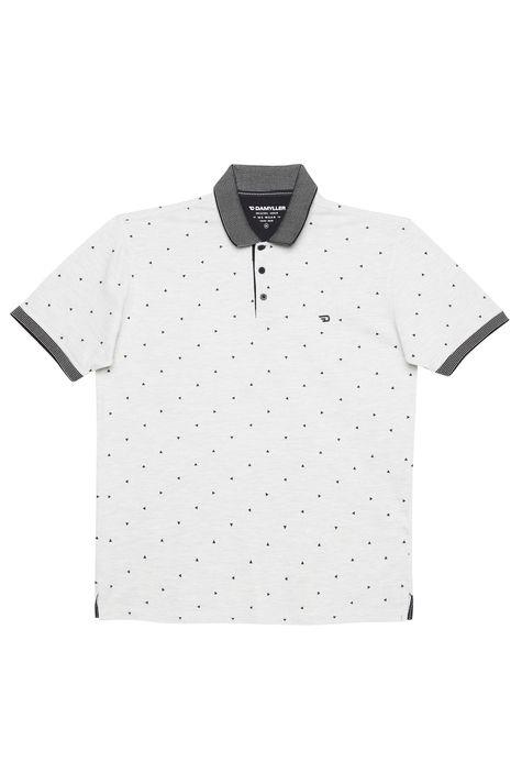 Camisa-Polo-com-Estampa-de-Repeticao-Detalhe-Still--