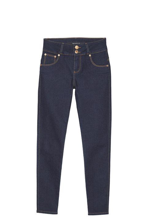 Calca-Jeans-Escuro-com-Cintura-Media-Detalhe-Still--