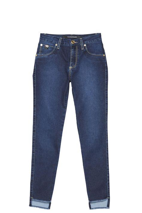Calca-Jeans-Escuro-com-Barra-Assimetrica-Detalhe-Still--