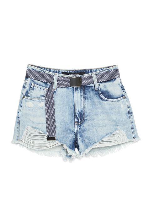 Short-Jeans-de-Cintura-Alta-com-Cinto-Detalhe-Still--