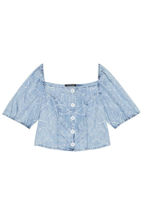 Top-Cropped-Jeans-com-Estampa-Floral-Detalhe-Still--
