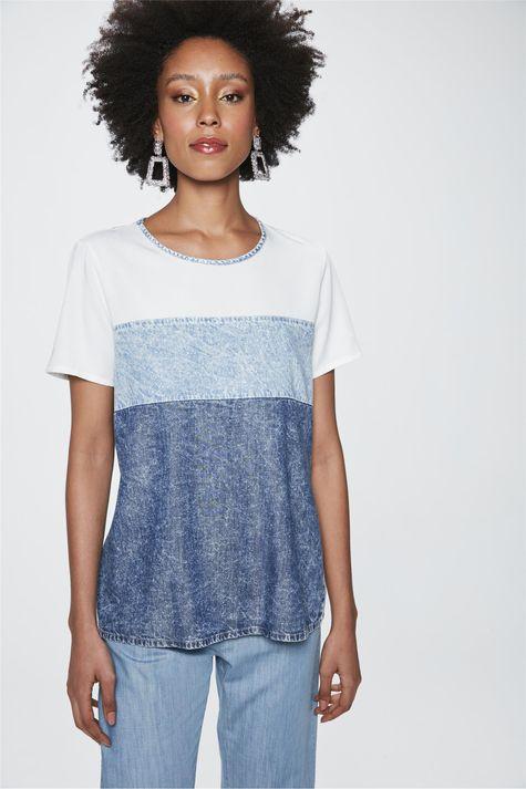Camiseta-Jeans-com-Recortes-Feminina-Costas--