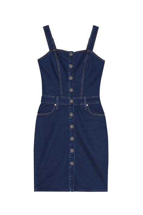 Vestido-Jeans-Secretaria-de-Botoes-Detalhe-Still--