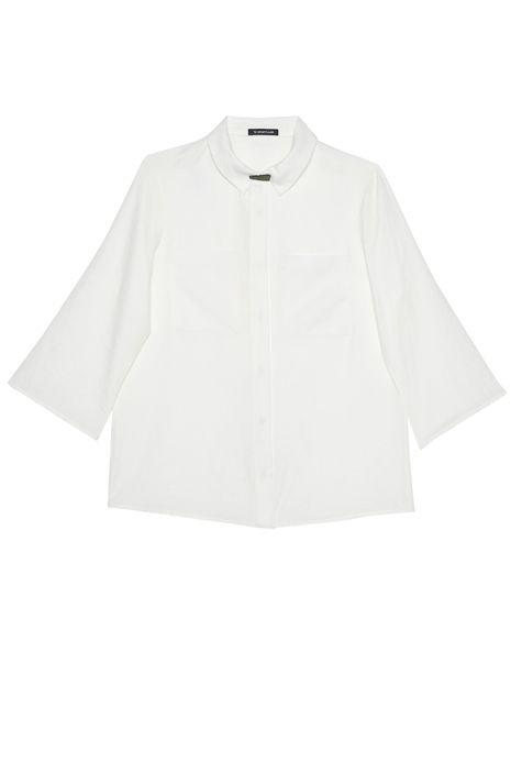 Camisa-com-Bolsos-Feminina-Detalhe-Still--
