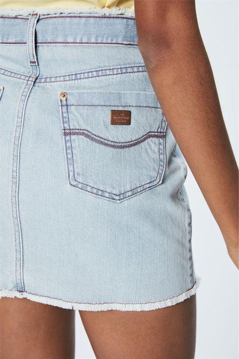 Saia-Jeans-Claro-Mini-com-Amarracao-Detalhe--