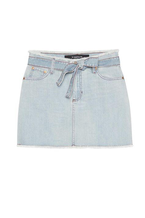 Saia-Jeans-Claro-Mini-com-Amarracao-Detalhe-Still--