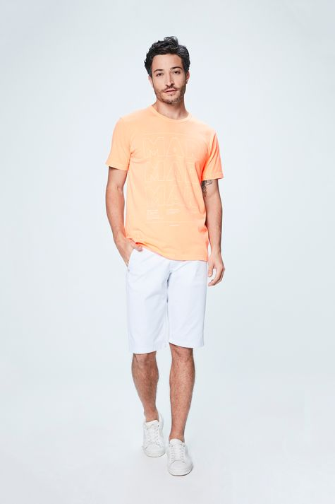 Camiseta-Neon-com-Estampa-Mar-Masculina-Detalhe-1--