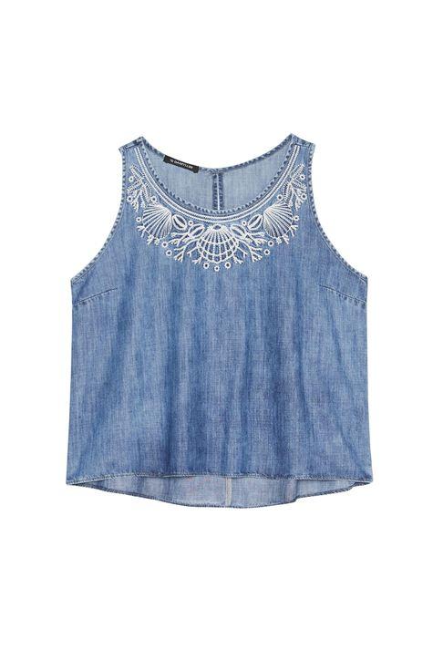 Regata-Jeans-com-Bordado-Feminina-Detalhe-Still--