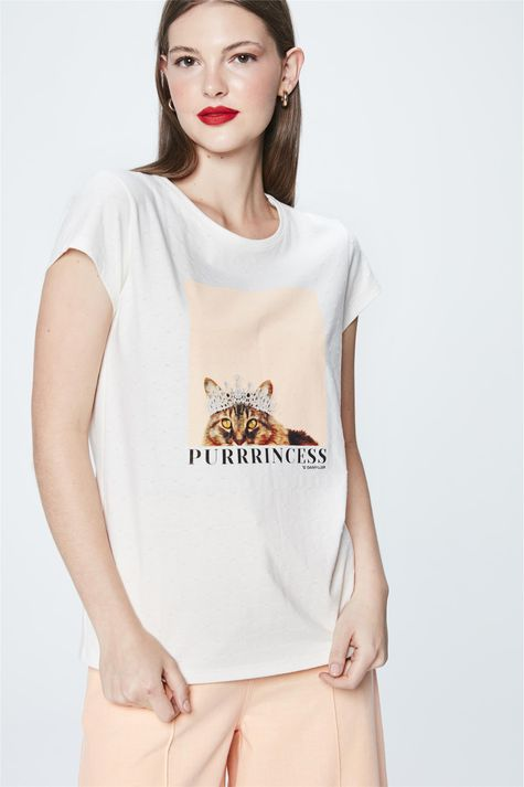 Camiseta-com-Estampa-Purrrincess-Frente--