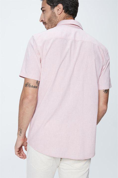 Camisa-de-Manga-Curta-Masculina-Detalhe--