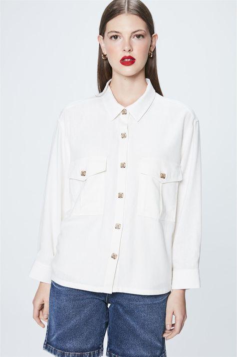 Camisa-de-Linho-Feminina-Costas--