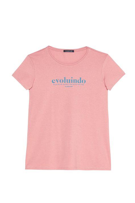 Camiseta-com-Estampa-Evoluindo-Detalhe-Still--