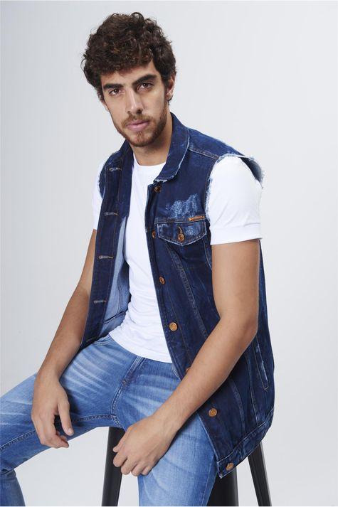Colete-Jeans-Alongado-Unissex-Frente--