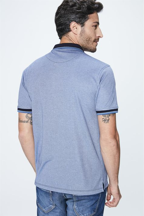 Camisa-Polo-Azul-Masculina-Detalhe--