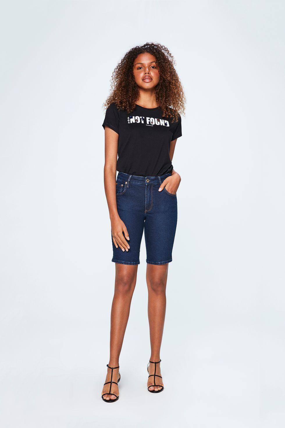 Bermuda-Jeans-Escuro-Feminina-Frente--