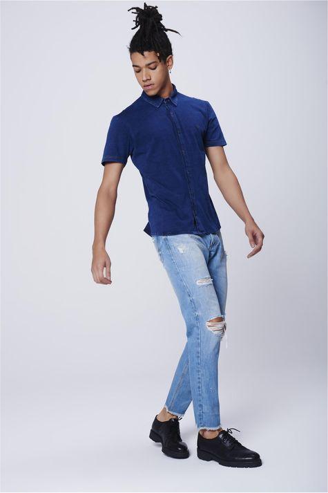 Camisa-Masculina-Malha-Indigo-Detalhe-1--