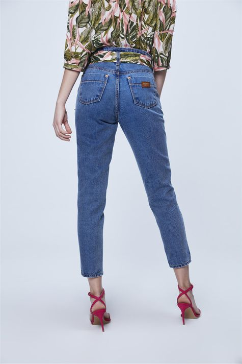 Calca-Jeans-Clochard-Cropped-com-Lenco-Costas--