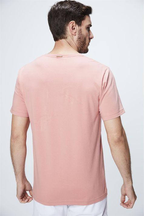 Camiseta-com-Estampa-Summer-Masculina-Detalhe--