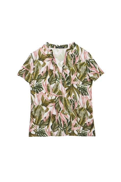 Blusa-Feminina-com-Estampa-Tropical-Detalhe-Still--