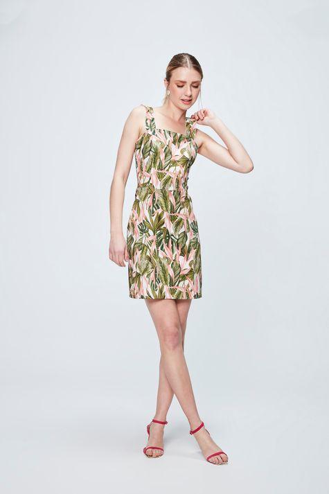 Vestido-Medio-com-Estampa-Tropical-Detalhe-1--