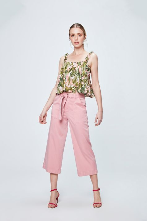 Top-Cropped-com-Estampa-Tropical-Detalhe-1--