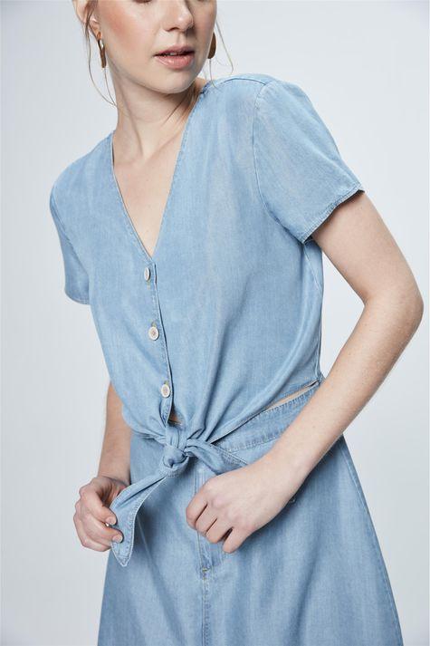 Vestido-Jeans-com-Recorte-na-Cintura-Detalhe--