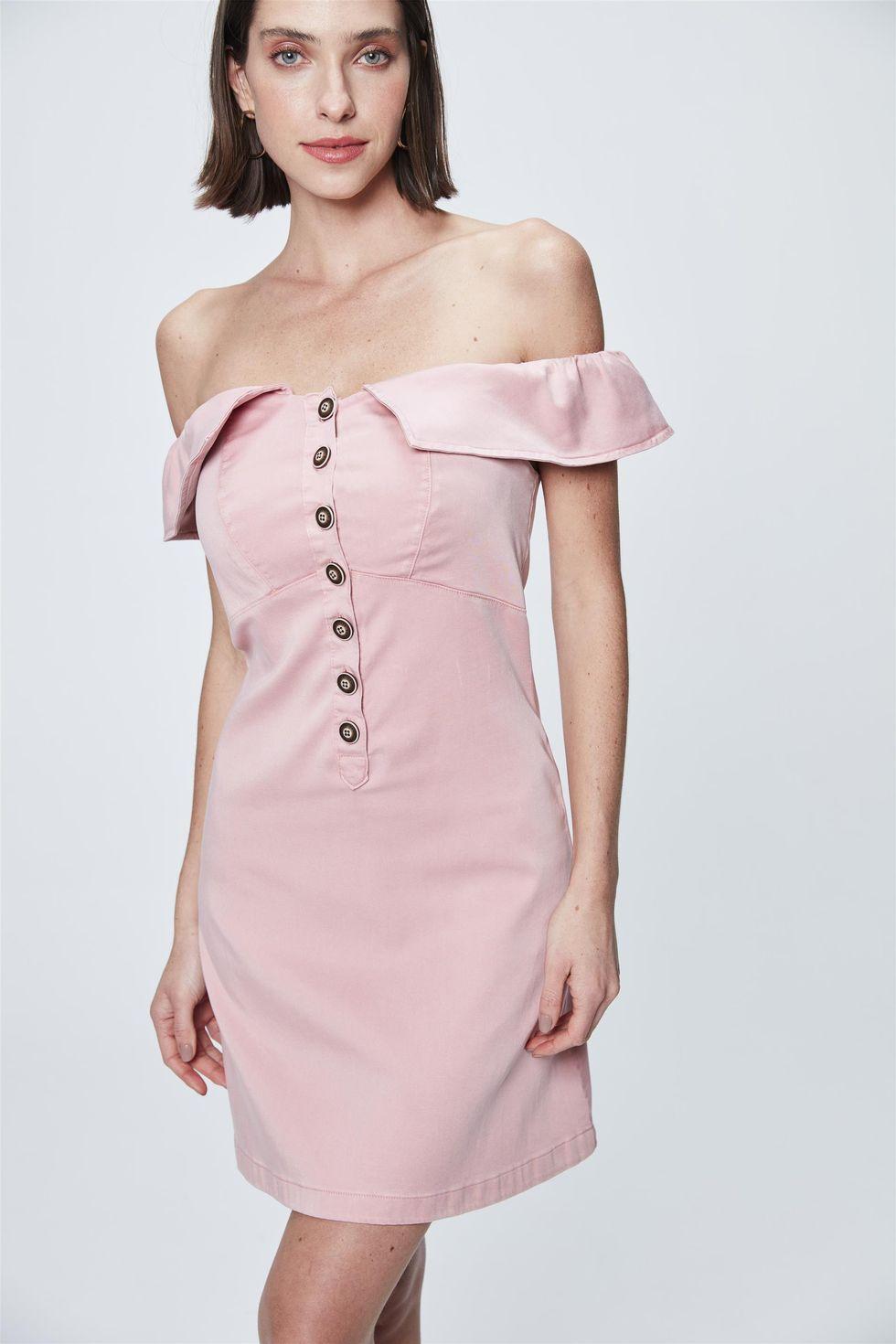 Vestido-Ombro-a-Ombro-Rosa-Frente--