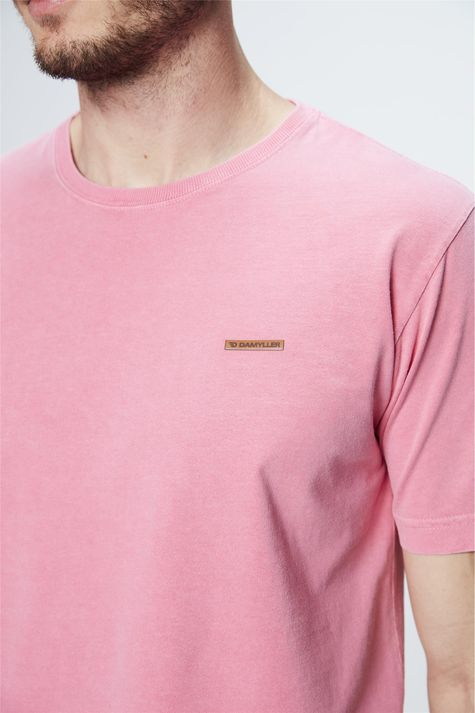 Camiseta-com-Estampa-Natureza-Masculina-Detalhe--
