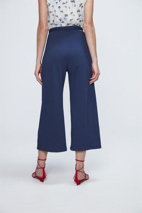Calca-Pantalona-Cropped-Azul-Escuro-Detalhe--