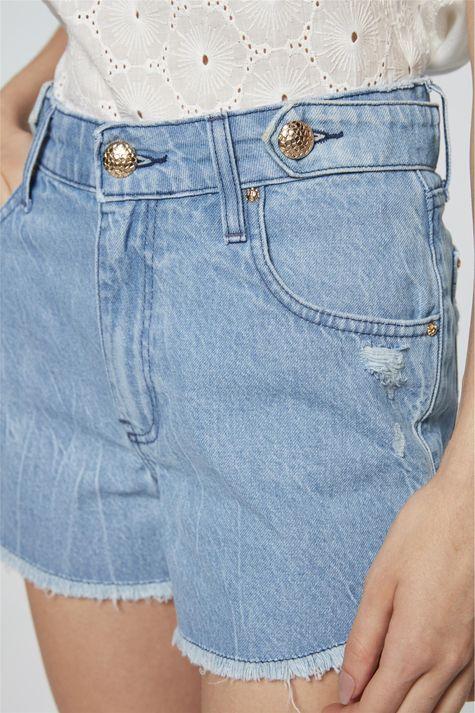 Short-de-Cintura-Alta-Mini-Solto-Detalhe--