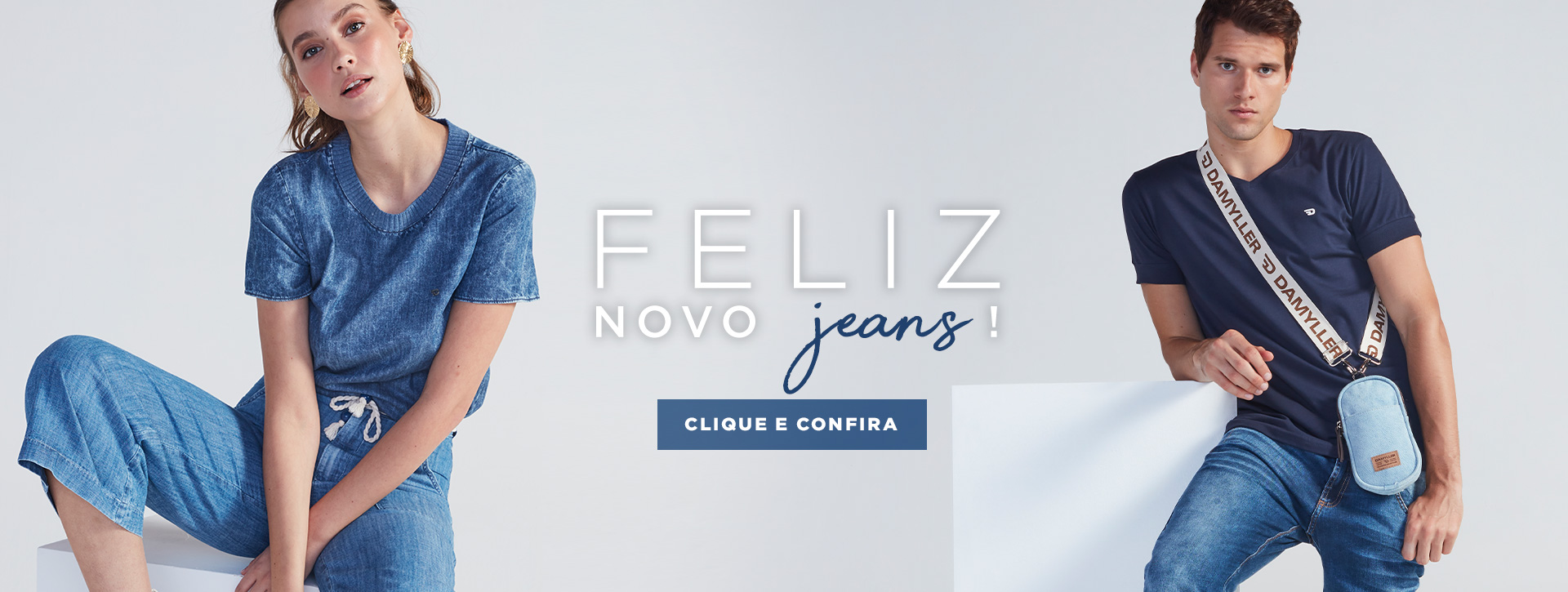 THUMBS: Jeans Atemporal