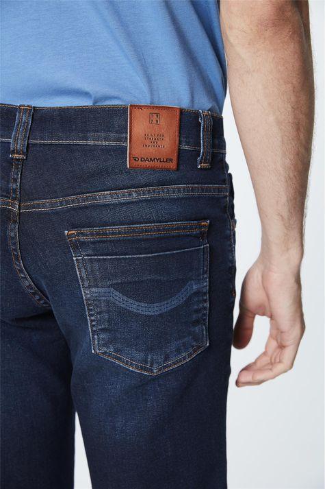 Bermuda-Jeans-Basica-Reta-Masculina-Detalhe--